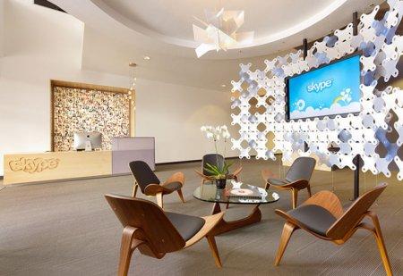 Офис Skype