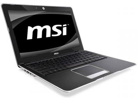 Официальный анонс ноутбука MSI X-Slim X370