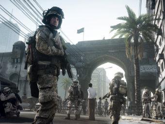Магазин EA рассекретил дату релиза Battlefield 3