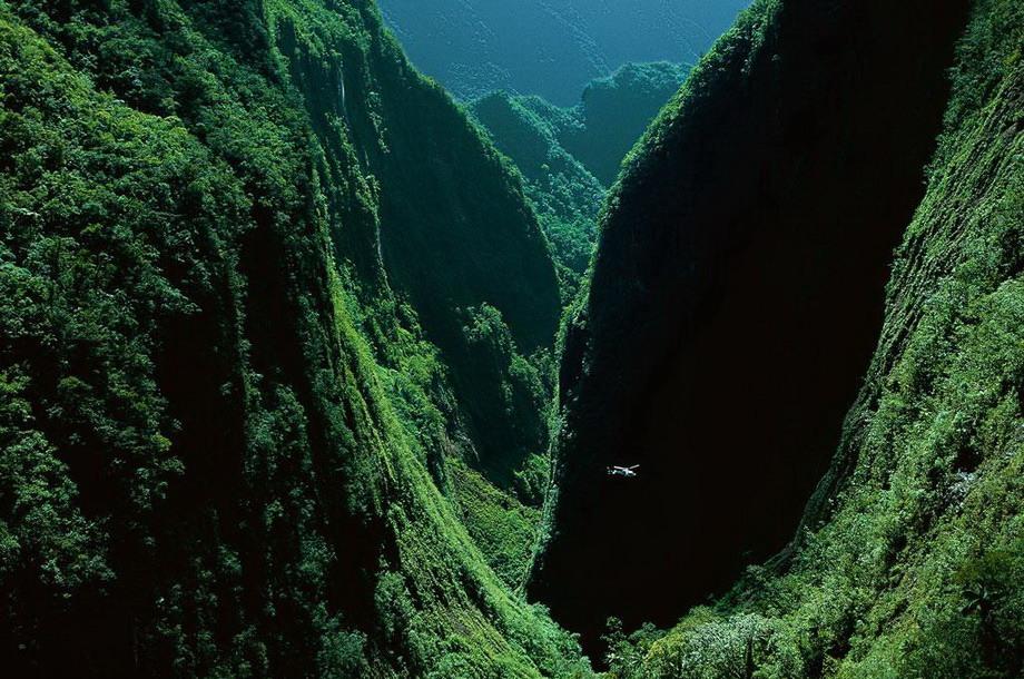 Земля, увиденная с неба