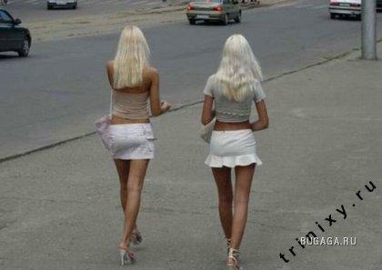 Блондинки такие блондинки