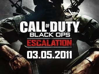 Вторым дополнением Black Ops станет Escalation