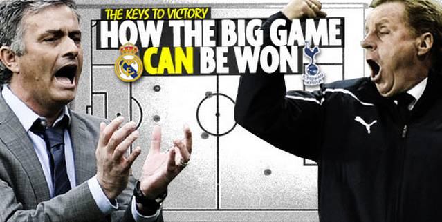 Лига Чемпионов 2010/11. Реал Мадрид - Тоттенхэм. Превью матча.