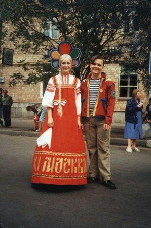 Первые неформалы СССР