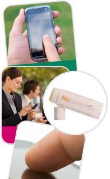 Nu-Screen HD - целебная мазь для экрана смартфона