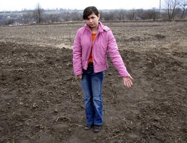 В Черкасской области кавказская овчарка час терзала школьницу