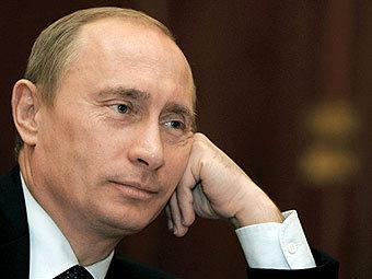 Путин заработал в 2010 году 5 миллионов рублей