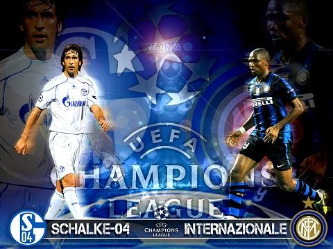 Лига Чемпионов 2010/11. Шальке - Интер. Превью матча!