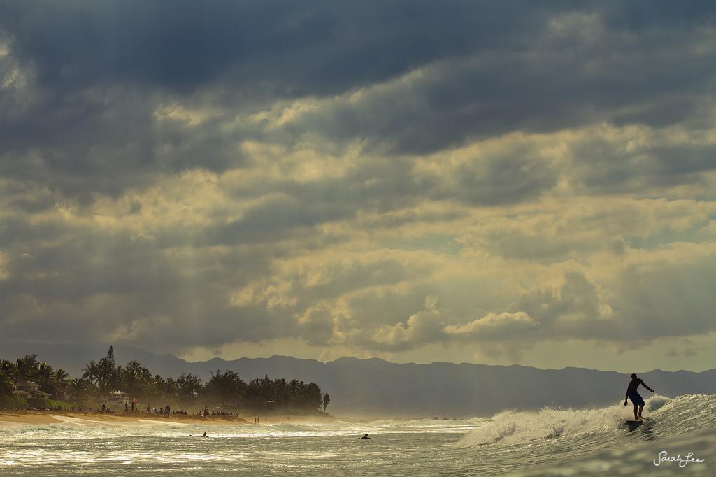 Ссылка на Красивые снимки сёрфинга для отправки друзьям по ICQ и MSN.