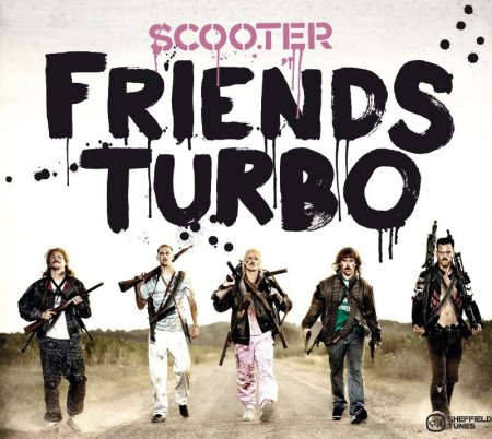 Scooter - Friends Turbo