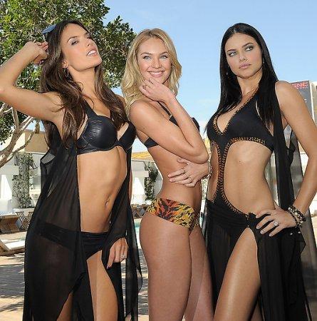SWIM коллекция от Victoria Secret 2011