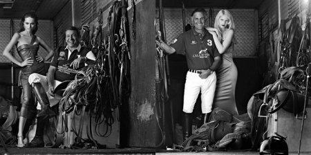 Polo and fashion in Costa Smeralda... Фотограф Marco Glaviano