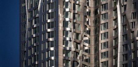 Жилой небоскреб New York от Gehry