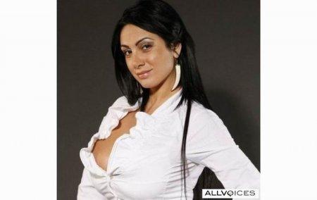 Marika Fruscio - лучшая грудь на ТВ