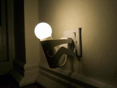 Прикольные светилки
