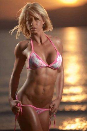 Как вам фитнесс-девушки?