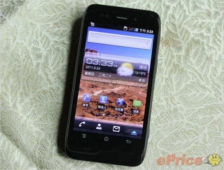 K-Touch W700: китайский смартфон на уровне мировых стандартов