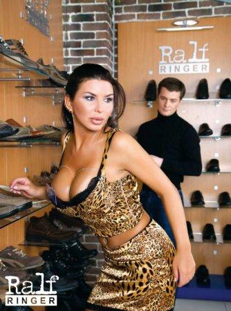 Ирэн Феррари — обладательница самой большой силиконовой груди в России