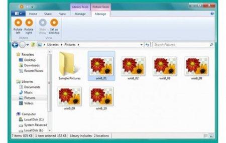 Опубликованы скриншоты ОС Windows 8