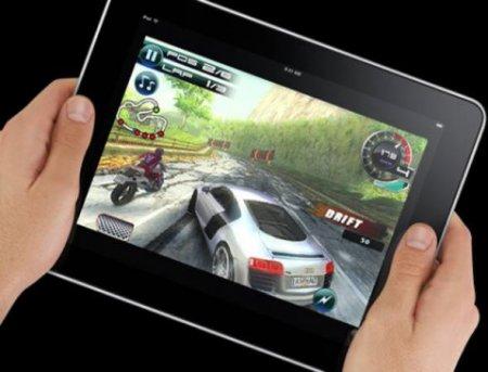 Apple iPad 2 - это очень успешная мобильная игровая платформа