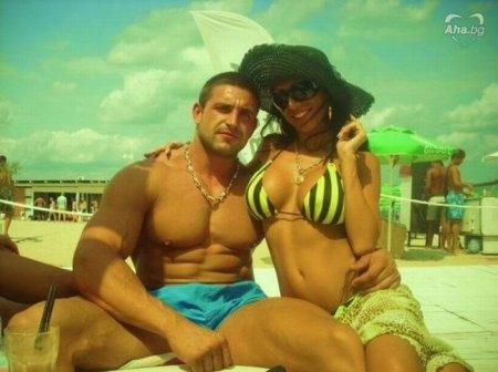 Гламурная киса из Болгарии
