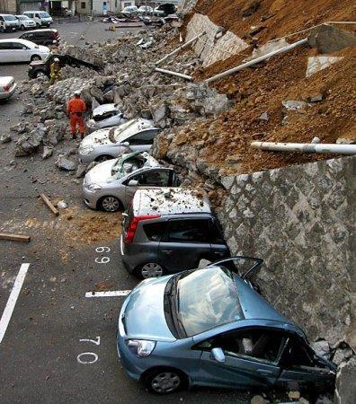 В Японии объявлено предупреждение о цунами после нового землетрясения