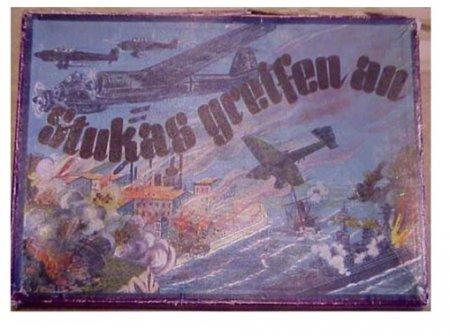 Настольные игры Третьего Рейха