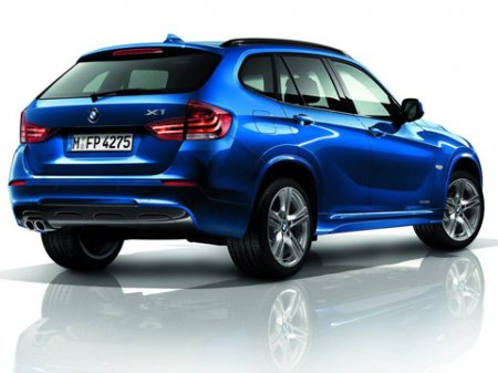 BMW выпустит X1 M