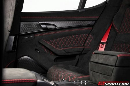 Карбоновый рай! Эксклюзивный Porsche Panamera GrandGT