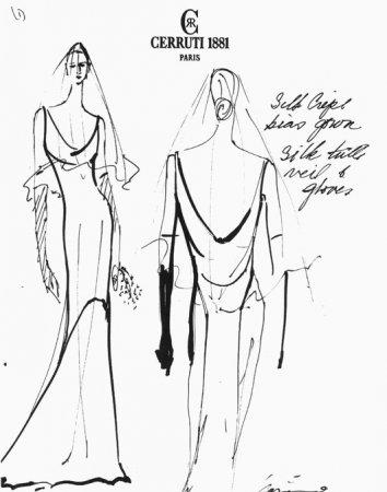 Cвадебные платья для важных особ