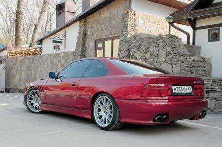 BMW 850: тюнинг по донскому рецепту