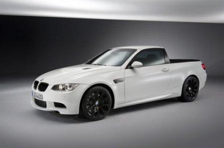 Самая необычная BMW M3