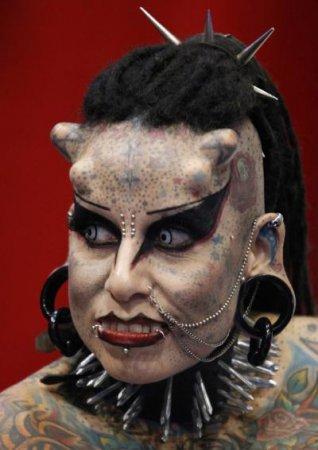 Знакомтесь: Женщина - Вампир ... Мать четверых детей