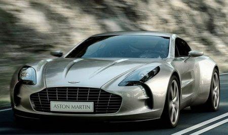 Aston Martin One-77 оказался в Дубае