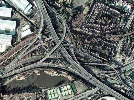 10 самых худших дорожных развязок в мире