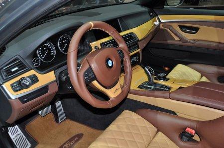 AC Schnitzer превратили BMW 550i в ACS5 Sport S Saloon
