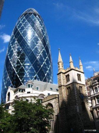 Необычные здания со всего мира