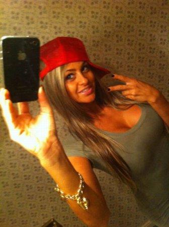Laura Michelle Prestin и ее фото из Твиттера