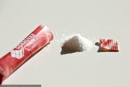 А как ты открываешь пакетик с сахаром?