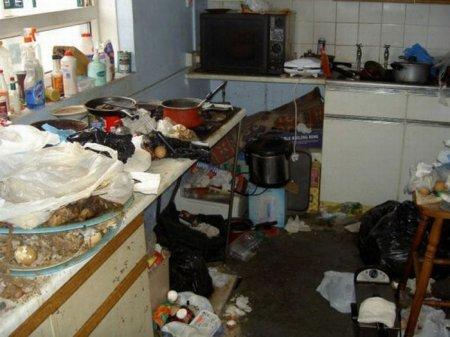 Кухня чумазиков