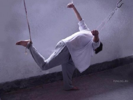 Издевательства над заключёнными в Китайских тюрьмах