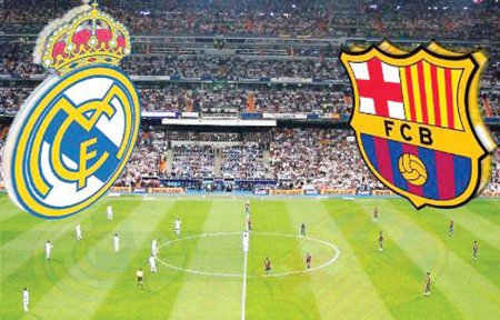 Реал - Барселона. Превью