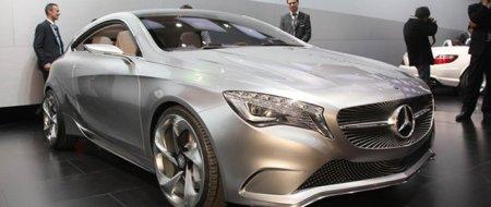 В Шанхае прошла презентация предсерийного Mercedes А-Class