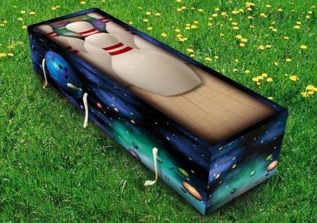 Креативные гробы