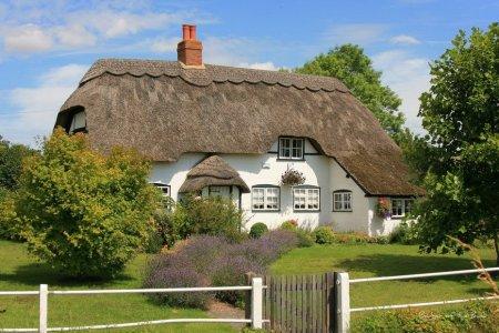 Сказочные домики английской провинции