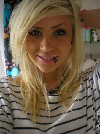 Красивые девушки  из твиттера