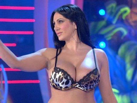 Marika Fruscio - итальянская телеведущая