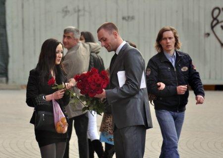 Розы на Немиге