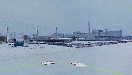 По заброшенному атомограду Припять можно �прогуляться� на Яндексе