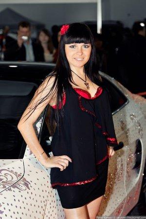 Девушки Московского Тюнинг Шоу 2011